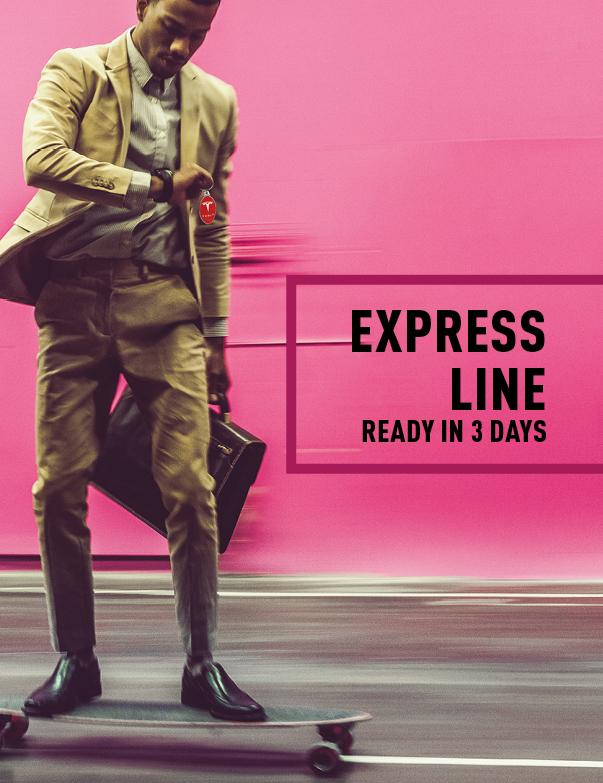 Express Line – 2020