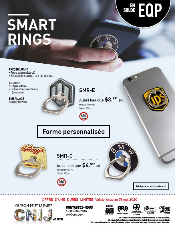 Smart Rings – EQP