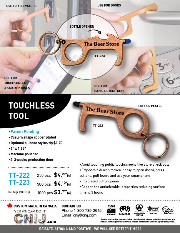 Touchless Tool Econo