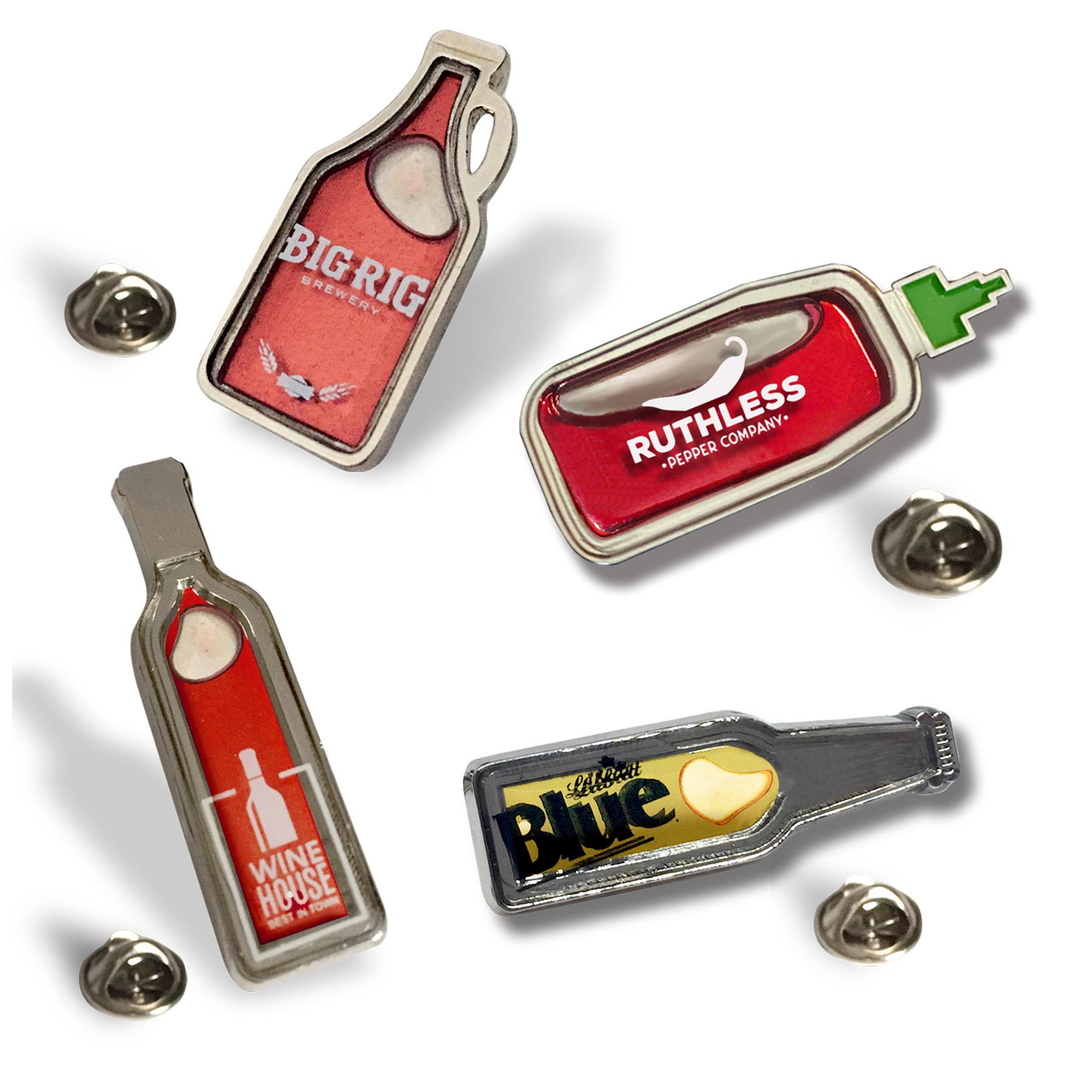 Liquid Pins