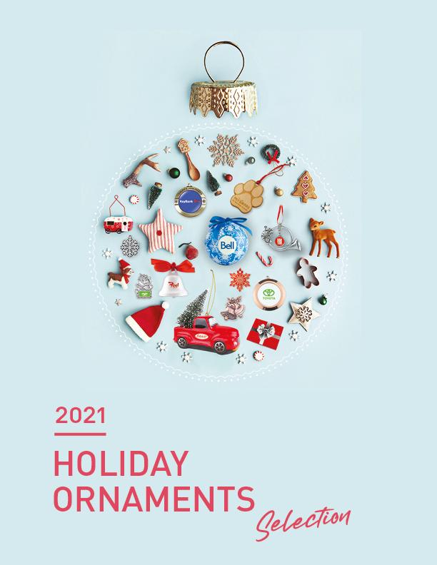 2021 Ornaments Catalog