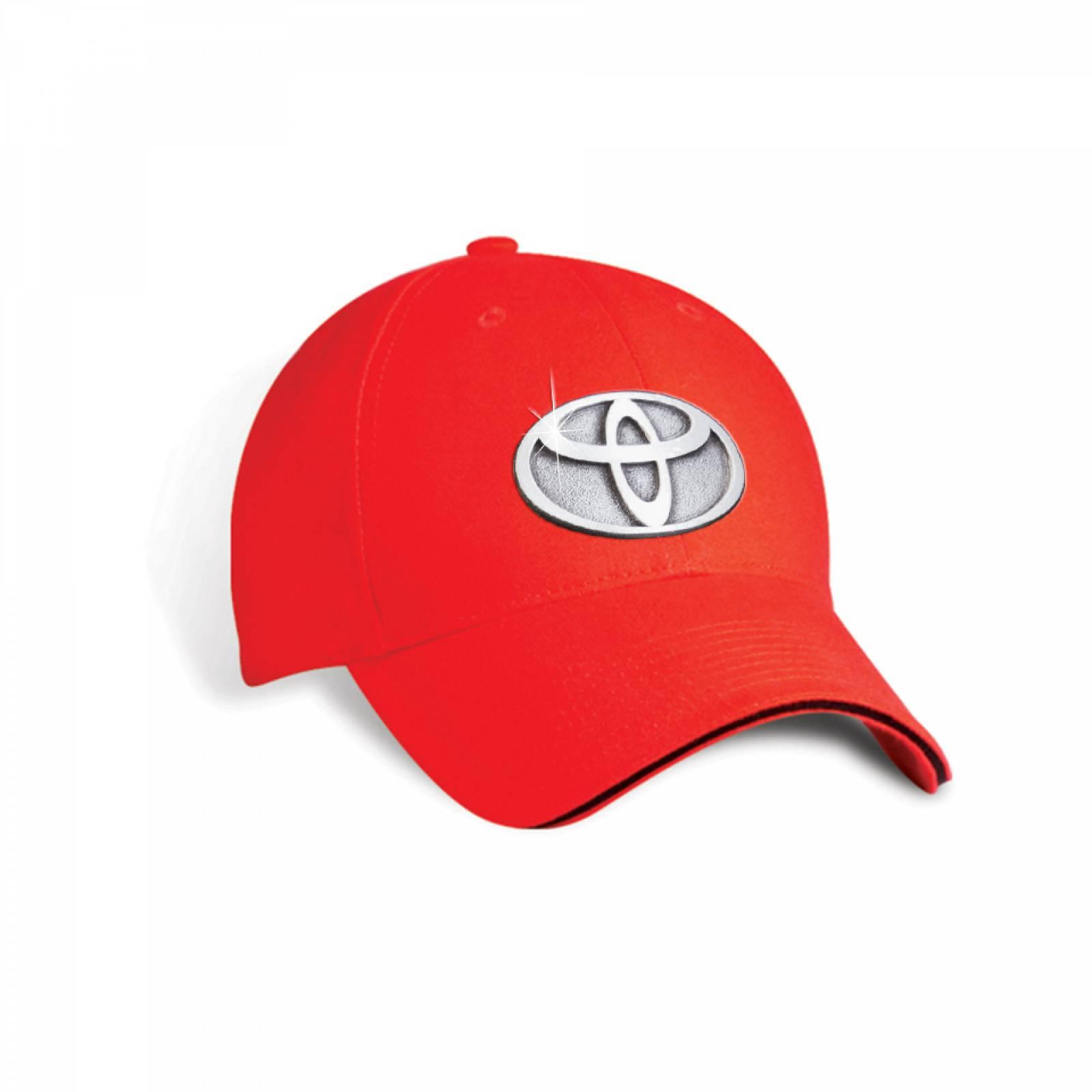 Caps with Metal Emblem