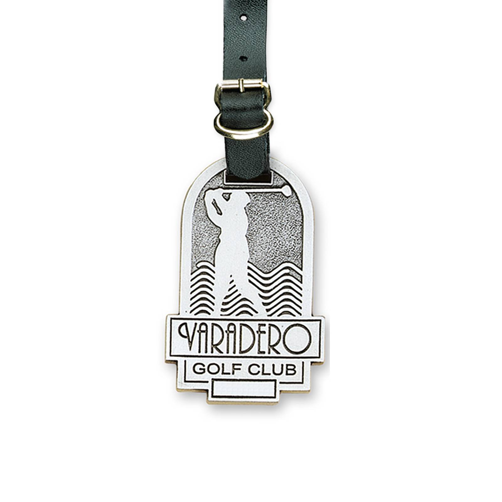Pewter Golf Tags